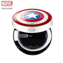 THE FACE SHOP Multi Sun Cushion For Man SPF 32 PA++ 15g  [Marvel Collaboration]